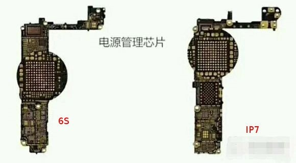 iphone6iphone7board
