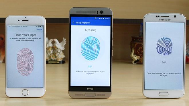 smartphonesfingerscanner